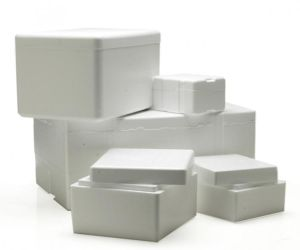 box styroform